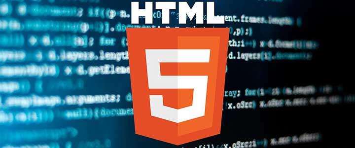 HTML & HTML5