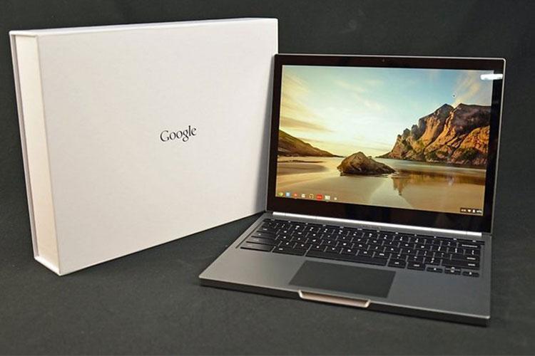 انتشار جزئیاتی از مشخصات سخت افزاری پیکسل بوک های بعدی گوگل